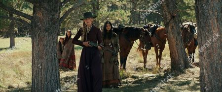 "Editorial photo of ""Hostiles"" Film - 2017"