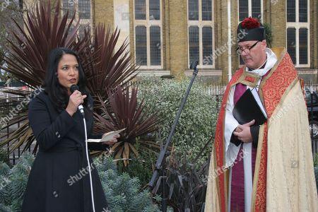 Rushanara Ali, Rev. Alan Green