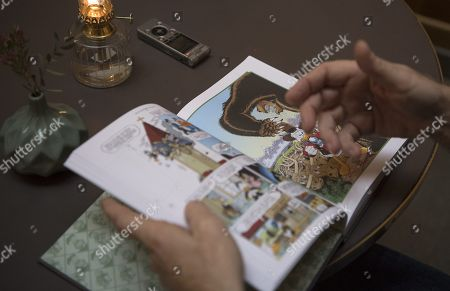 Stock Picture of Don Rosa