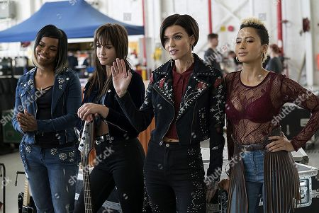 Stock Picture of Venzella Joy, Hailee Steinfeld, Ruby Rose, Andy Allo