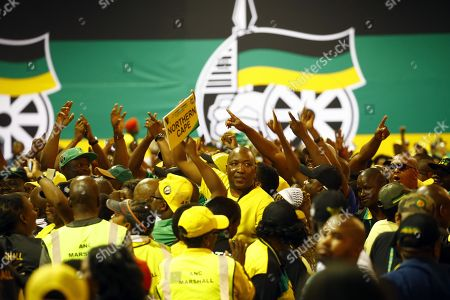 Editorial image of South Africa 54th ANC National Conference, Johannesburg - 18 Dec 2017