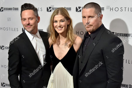 Scott Cooper, Rosamund Pike, Christian Bale
