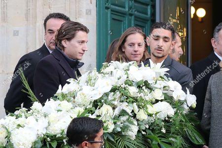 Jean and Pierre Sarkozy