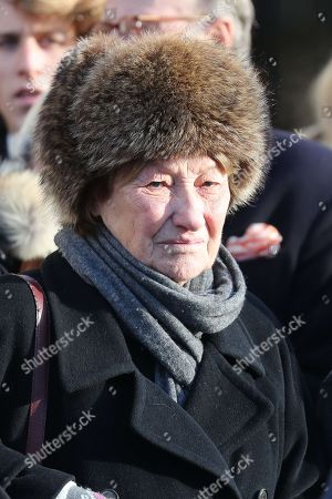 Carla Bruni's mother Marisa Borini
