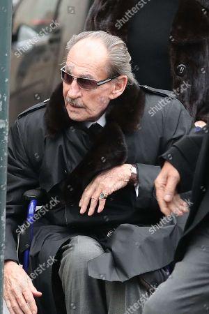Stock Image of Pal Sarkozy