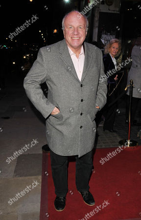 Stock Picture of Greg Dyke