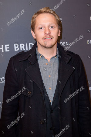 Stock Image of Thure Lindhardt