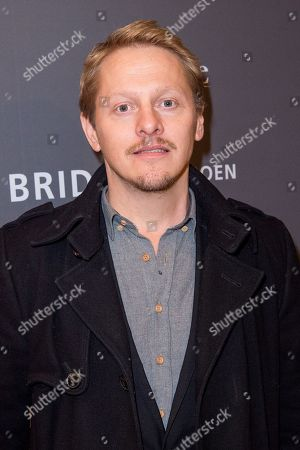 Stock Photo of Thure Lindhardt