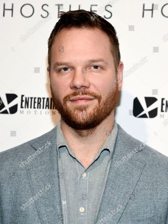 """Actor Jim Parrack attends a special screening of """"Hostiles"""" at Metrograph, in New York"""