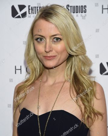 """Actress Amy Rutberg attends a special screening of """"Hostiles"""" at Metrograph, in New York"""
