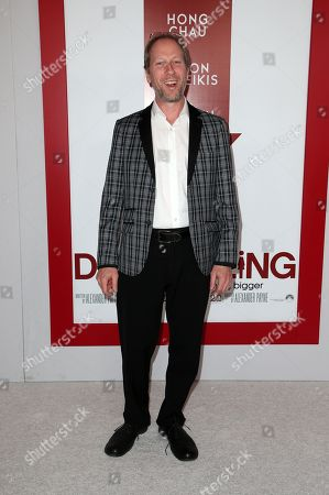Editorial image of 'Downsizing' film premiere, Arrivals, Los Angeles, USA - 18 Dec 2017