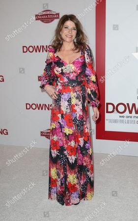 Editorial photo of 'Downsizing' film premiere, Arrivals, Los Angeles, USA - 18 Dec 2017