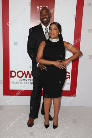 Niecy Nash, Jay Tucker