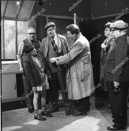 "Editorial image of ""Coronation Street"" TV Series - 1962"