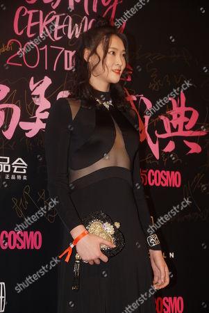 Stock Image of Rachel Hui Ruoqi