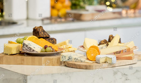 Sean Wilson - The Ultimate Christmas Cheeseboard