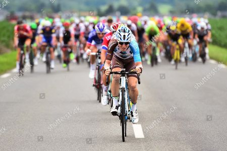 Editorial picture of Tour de France cycling - Jul 2016