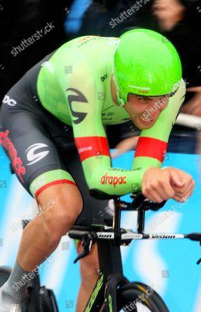 Tour de France 2017 Stage 1 Dusseldorf TT Taylor Phinney USA Cannondale