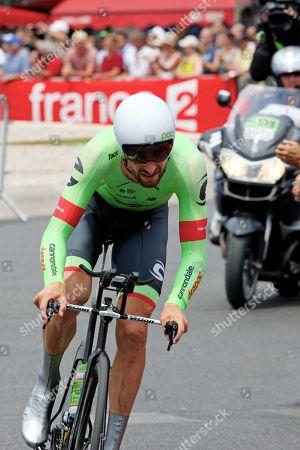 Tour de France 2017 Stage 20 Marseille TT Taylor Phinney USA Cannondale