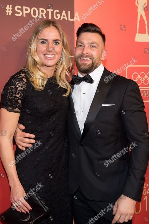 Marit Bouwmeester and her partner