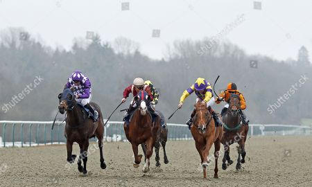 Editorial photo of Horse Racing - 20 Dec 2017