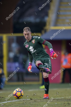 Editorial image of Bologna v Torino, Serie A football match, Stadio Renato Dall'Ara, Italy - 22 Jan 2017