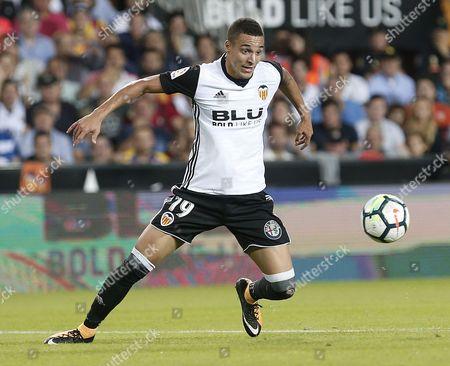 Rodrigo Moreno Machado of Valencia CF
