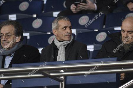 Editorial photo of Paris Saint Germain v SM Caen, Ligue 1 football match, Parc des Princes, Paris, France - 20 Dec 2017