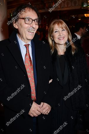 Don Black and Shirley Blackstone