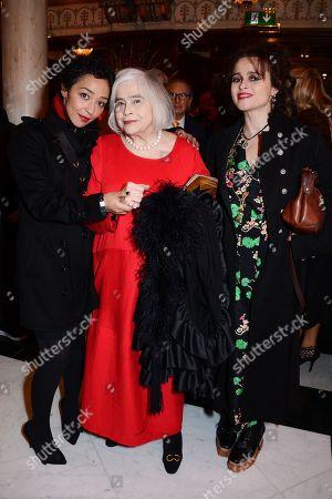Editorial picture of 'Hamilton' musical press night, Victoria Palace Theatre, London, UK - 21 Dec 2017
