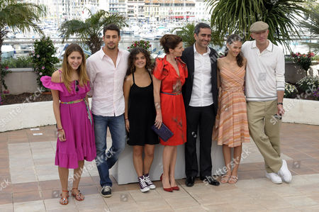 Caua Raymond, Debora Bloch, Director Heitor Dhalia, Laura Neiva, Vincent Cassel