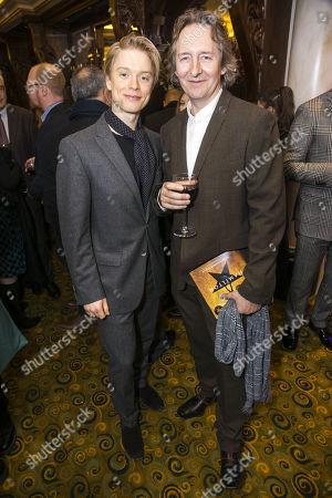 Freddie Fox and Jonathan Church
