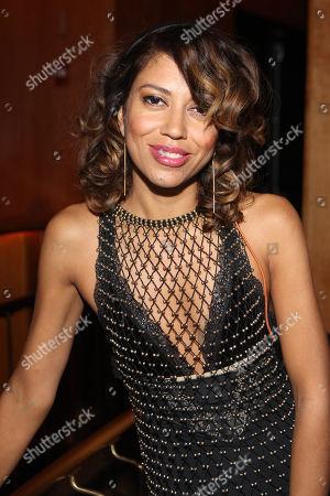 Stock Picture of DJ Natasha Diggs