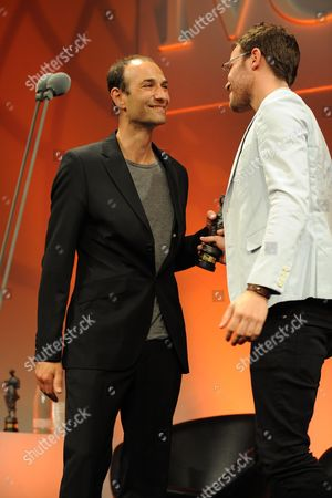 Eg White and Will Young
