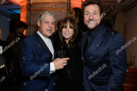 Editorial photo of 'Hamilton' Press Night afterparty at The Victoria Palace Theatre, London, UK - 21 Dec 2017