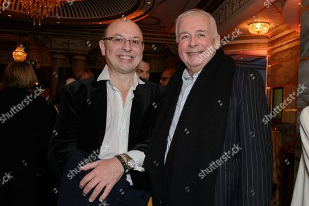 Christopher Biggins with his husband, Neil Sinclair
