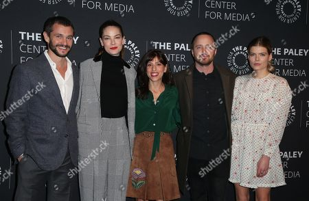 Editorial photo of 'The Path'  TV show premiere, Los Angeles, USA - 21 Dec 2017