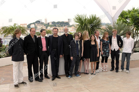 Editorial image of 'Das Weisse Band' (aka 'A White Ribbon') film photocall at the 62nd Cannes Film Festival, Cannes, France - 21 May 2009