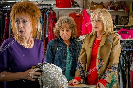 (Ep 2) - Paula Wilcox as Carole Hardcastle, Zoe Wanamaker as Gail Stanley and Miranda Richardson as Sue Thackery