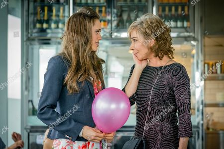 (Ep 2) - Daisy Head as Ruby Hutchinson and Zoe Wanamaker as Gail Stanley