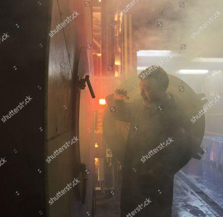 (Ep 1) - Ian Burfield as Iain Hobswain.