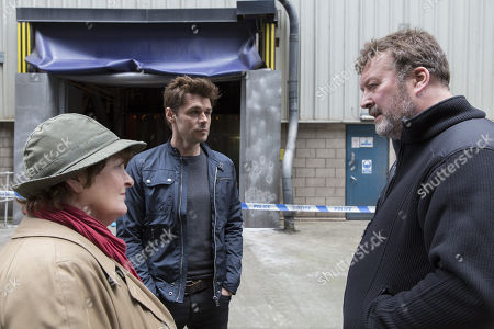 Editorial photo of 'Vera' TV Series - Jan 2018