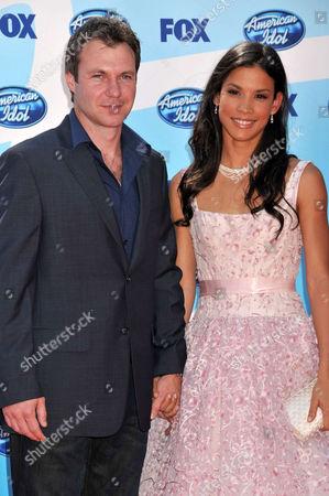 Chris Vance and Danay Garcia
