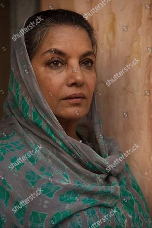 (Ep 2) - Shabana Azmi as Mrs Sharini