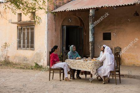 (Ep 2) - Archie Panjabi as Mona Shirani, Shabana Azmi as Mrs Shirani