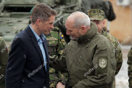 Antoni Macierewicz and Gavin Williamson