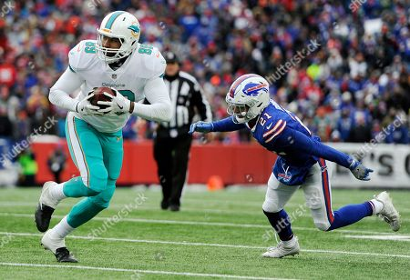 Editorial picture of Dolphins Bills Football, Orchard Park, USA - 17 Dec 2017
