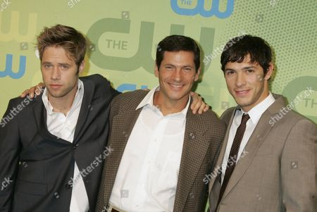 Editorial image of 2009 CW Network Upfront Presentation in New York, America - 21 May 2009