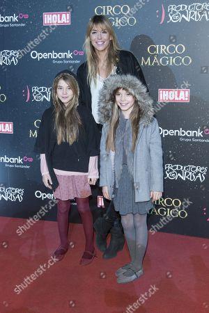 Editorial picture of 'Circo Magico' show opening, Madrid, Spain - 22 Dec 2017