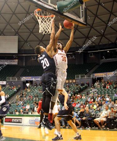 Editorial photo of NCAA Basketball: Diamond Head Classic -  USC v Akron DEC22, Honolulu, USA - 22 Dec 2017